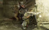 Play Zombie Shooter 26 Widescreen Wallpaper
