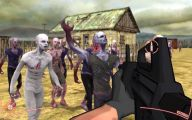 Play Zombie Shooter 27 Cool Wallpaper
